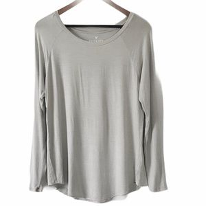 American Eagle soft & sexy long sleeve top